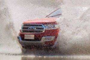 hình ảnh xe ford everest 2017