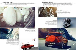 hệ thống an toàn xe ford ecosport 2017