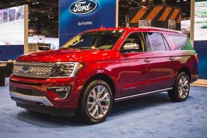 Đánh giá chi tiết xe Ford Expedition 2018 – XLT, Limited, King Ranch và Platinum