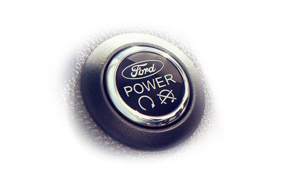 chìa khóa thông minh của xe Ford Ecosport 2017