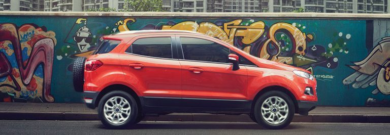 xe Ford Ecosport 2017