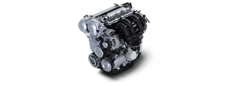 động cơ xe Ford Ecosport 2017