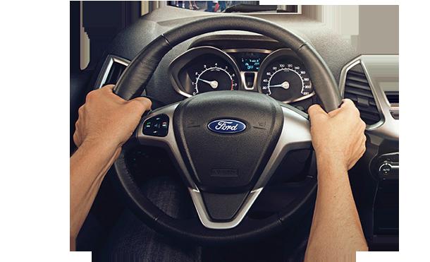 vô lăng xe Ford Ecosport 2017