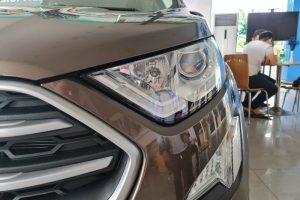 đèn xe ford ecosport có tại long biên ford