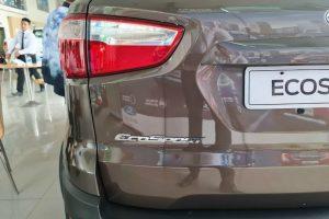 logo sau xe ford ecosport có tại long biên ford