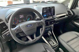 nội thất ford ecosport tại ford long biên