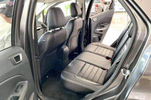 hàng ghế thứ 2 ford ecosport tại ford long biên