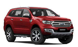 ford everest titanium 2.2l 4x2 at