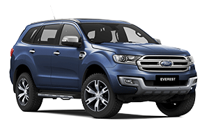 ford everest titanium 3.2l 4x4 at