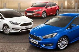 xe ford focus 2017