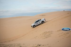 Trải nghiệm nhanh Ford Ranger 2017 với hệ thống định vị hữu ích