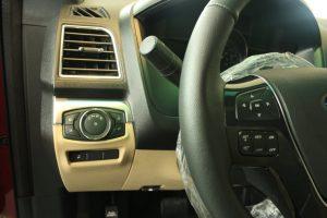 hệ thống điều chỉnh đèn trên xe ford explorer 2017