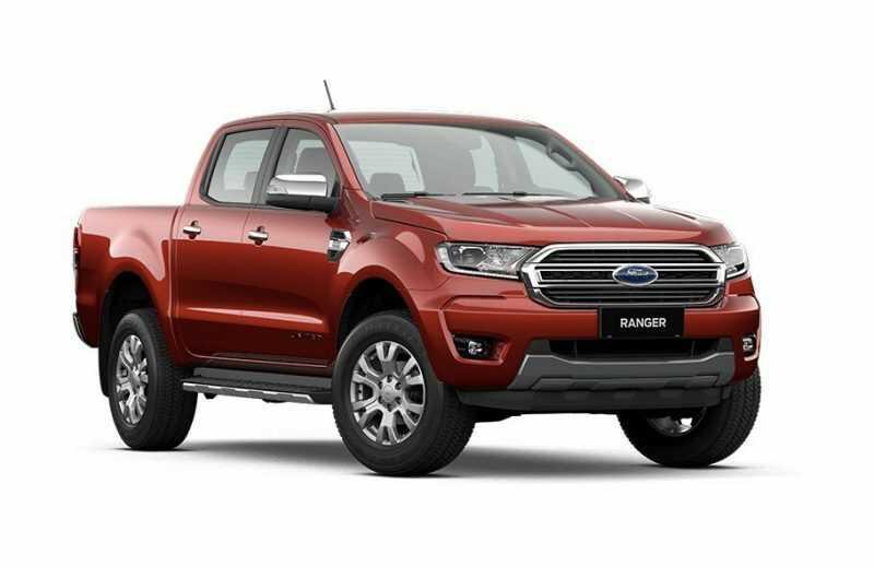 ford ranger limited 2021(23) tại ford long biên
