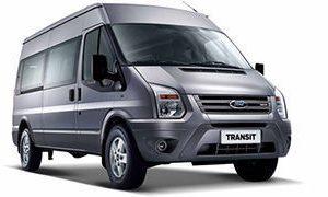 ford transit 2017 bản tiêu chuẩn trang bị thêm