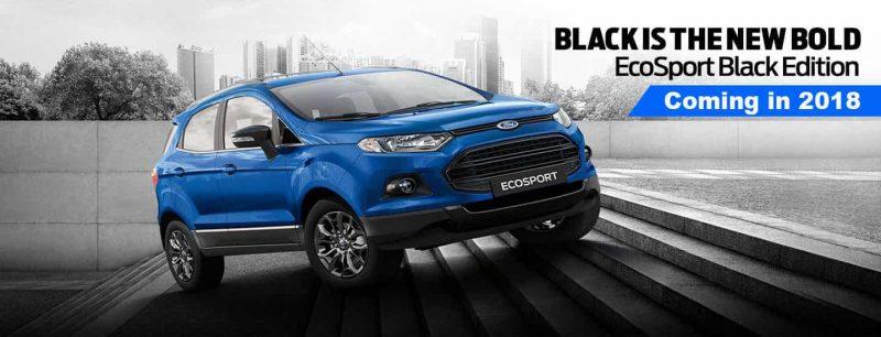 Ford Ecosport 2017 - Giá rẻ nhất Hà Nội