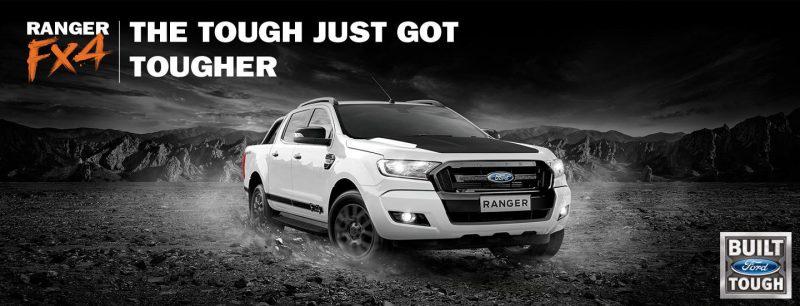 Ford Ranger 2018 - HOÀN TOÀN MỚI