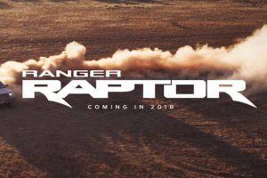 xe ford ranger raptor 2018
