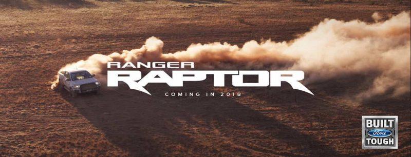 Ford Ranger Raptor 2018 - Thiết kế để chinh phục thế giới