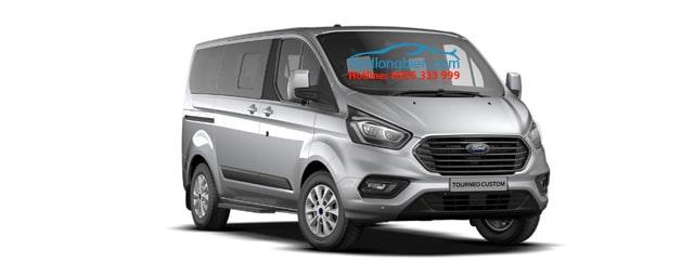 Ford Tourneo Màu Bạc
