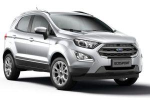 ford ecosport màu bạc có tại long biên ford