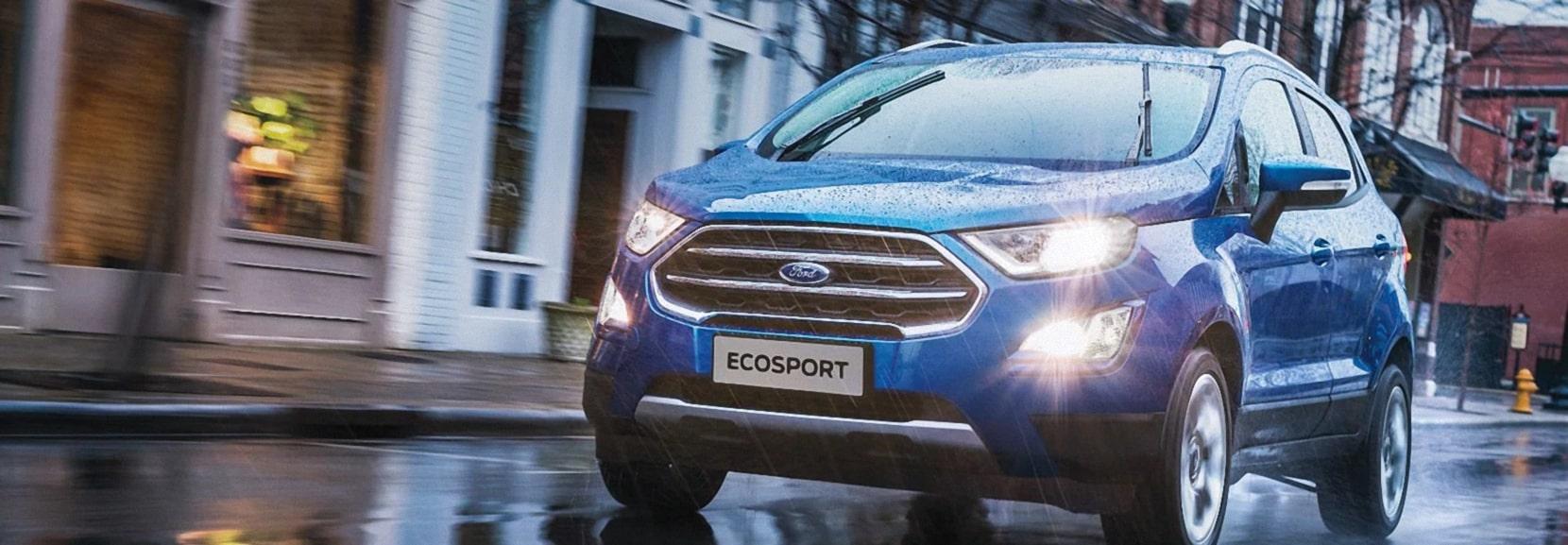 Ford Ecosport 2021 - Vua Đường Phố