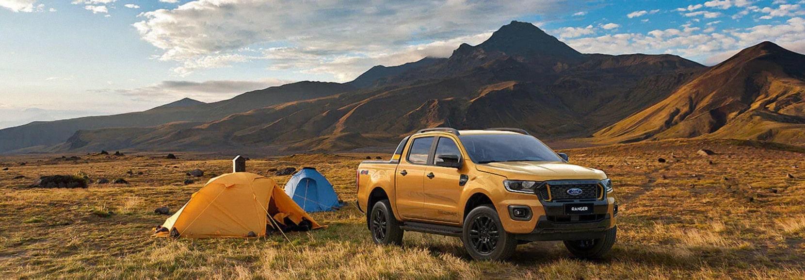 Ford Ranger 2021 - Phong Cách Riêng Biệt