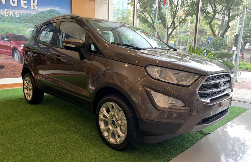 ford ecosport 2021 nâu hổ phách tại ford long biên